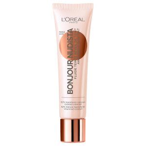 Crema BB Bonjour Nudista Skin Tint de L'Oréal Paris 30 ml (Varios tonos)