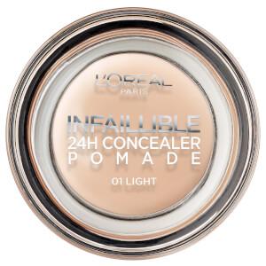 L'Oréal Paris Infallible Concealer Pomade 15g (olika nyanser)