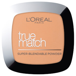 L'Oréal Paris True Match Face Powder 9g (Various Shades)