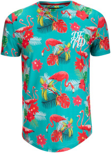 DFND Men's Tropic T-Shirt - Teal