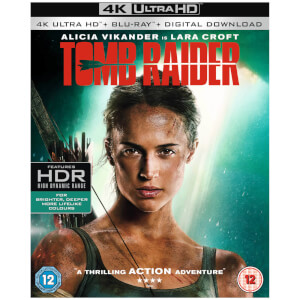 Tomb Raider - 4K Ultra HD