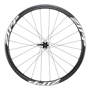 Zipp 202 Firecrest Carbon Tubular Disc Brake Front Wheel