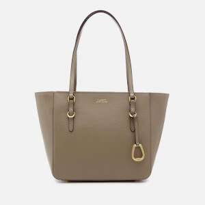 Lauren Ralph Lauren Women's Bennington Medium Shopper Bag - Taupe