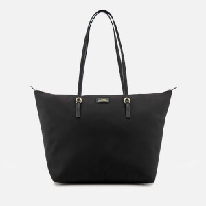 Lauren Ralph Lauren Women's Chadwick Medium Tote Bag - Black