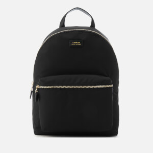 Lauren Ralph Lauren Women's Chadwick Medium Backpack - Black