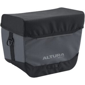 Altura Dryline 2 7L Bar Bag - Grey/Black