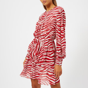Isabel Marant Étoile Women's Java Rock N Roll Dress - Red