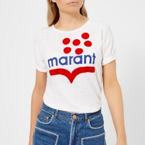 Isabel Marant Étoile Women's Koldia T-Shirt - White