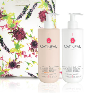 Gatineau Body Tanning Duo 800ml (Worth £87.00)