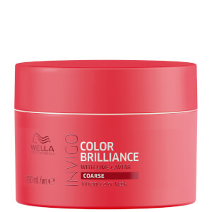 Wella Professionals INVIGO Color Brilliance Mask for Coarse Hair 150ml