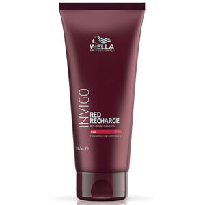 Wella Professionals INVIGO Color Recharge Red Conditioner odżywka do włosów w odcieniach czerwieni 200 ml