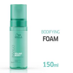 Wella Professionals Invigo Volume Boost Bodifying Foam 150ml