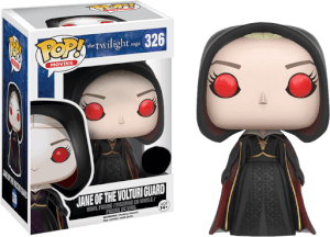 Figura Funko Pop! Jane de la Guardia de los Vulturi Exclusiva - Crepúsculo