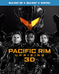 Pacific Rim Uprising - 3D Edition (Includes Blu-ray version)