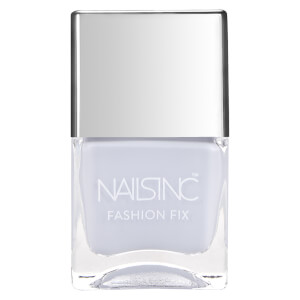 nails inc. Fashion Fix Jeans Pur lease Nail Polish 14 ml