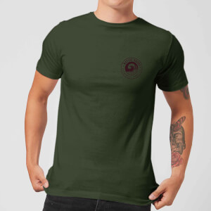 Native Shore Men's Wave T-Shirt - Forest Green