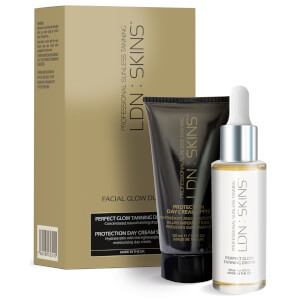 LDN : SKINS Facial Glow Duo (Worth £45.00)