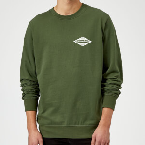 Native Shore Core Board Sweatshirt - Forest Green