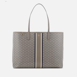 Tory Burch Women's Gemini Link Tote Bag - French Grey
