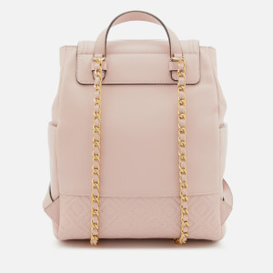Tory Burch Women's Fleming Backpack - Shell Pink: Image 2