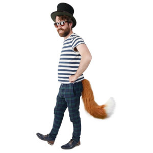 TellTails Wearable Fox Tail for Adults