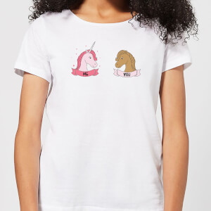 Im A Unicorn Women's T-Shirt - White