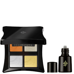 Illamasqua Chrome Eye Kit (Worth $64)