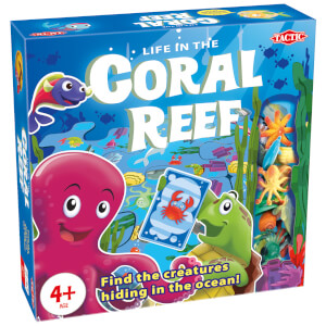 Coral Reef Game
