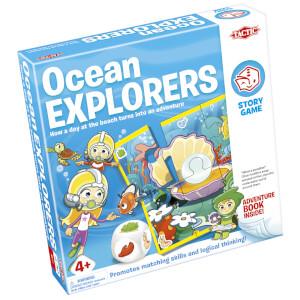 Jeu Explore l'Océan