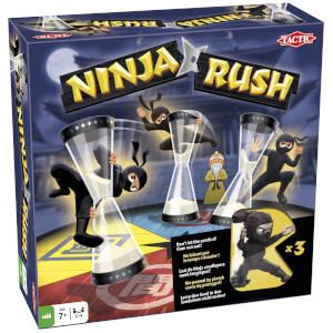 Ninja Rush Game