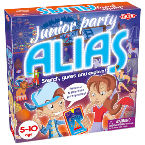 Junior Party Alias Game
