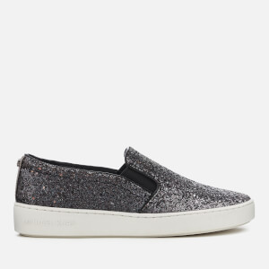 MICHAEL MICHAEL KORS Women's Keaton Slip-On Trainers - Gunmetal