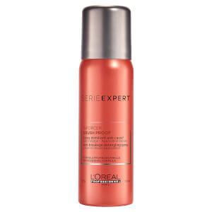 L'Oreal Professionnel Série Expert Inforcer Brush Proof Anti-Breakage Detangling Spray Duo 75ml