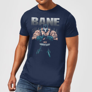 DC Comics Batman Bane T-Shirt - Navy