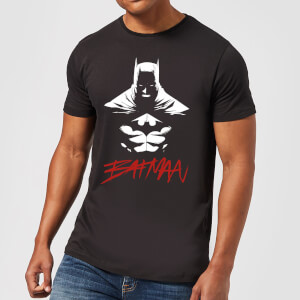 T-Shirt Homme Batman DC Comics - Shadows - Noir