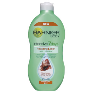 Garnier Body Intensive Day Lotion - Shea Butter
