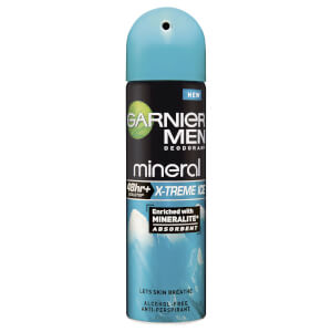 Garnier Mini Deodorant Aero Men Extreme Ice