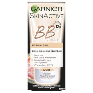 Garnier SkinActive BB Cream for Normal Skin - Light 50ml