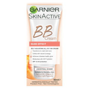 Garnier SkinActive Nude Effect BB Cream - Universal 50ml