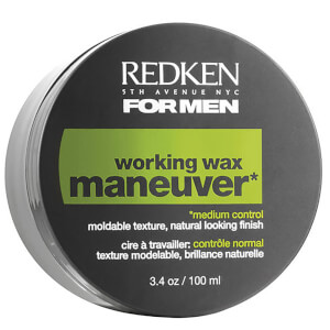 Redken Brew Maneuver Cream Pomade 100ml