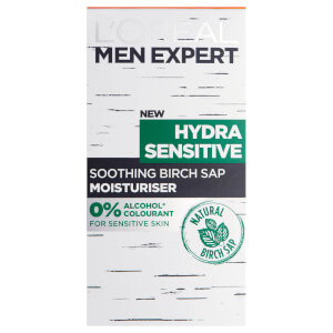 L'Oréal Paris Men Expert Hydra Sensitive After Shave Balm 125ml - AU