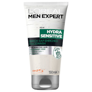 L'Oréal Paris Men Expert Hydra Sensitive Cleanser 150ml