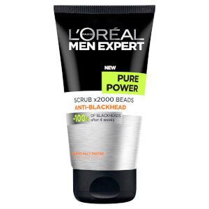 L'Oréal Paris Men Expert Pure Power Scrub 150ml - AU
