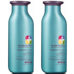 Pureology Strength Cure Colour Care Shampoo Duo 250ml