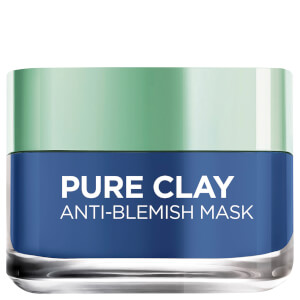 L'Oreal Paris Clay Blue Mask Anti Blemish