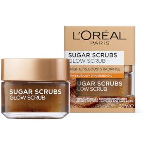 L'Oréal Paris Sugar Scrubs Glow Scrub 50ml