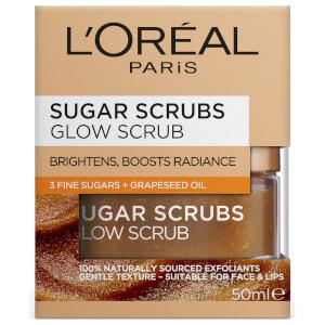 L'Oréal Paris Sugar Scrubs Glow Scrub (Gold)