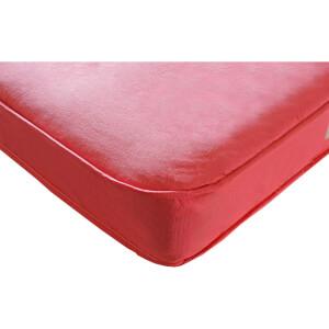 Kidsaw Colour Single Sprung Mattress Pink