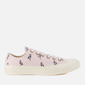 Converse Chuck Taylor All Star '70 Ox Trainers - Barely Rose/Almost Black/Egret