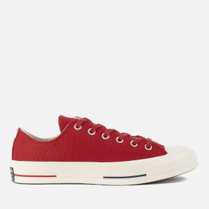 Converse Men's Chuck Taylor All Star '70 Ox Trainers - Gym Red/Navy/Gym Red